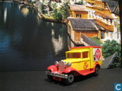 Model cars - Matchbox - Ford Box Van 'Coca-Cola'