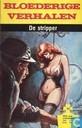 Bandes dessinées - Bloederige verhalen - De stripper
