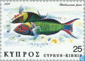Postzegels - Cyprus [CYP] - Flora en fauna