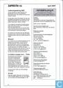 Bandes dessinées - Sapristi!! (tijdschrift) - 46, april 2007