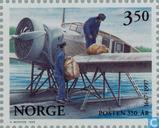 Postzegels - Noorwegen - 350 meerkleurig