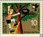 Postage Stamps - Berlin - Animal Protection