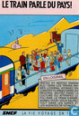Overig - SNCF - Reizigerskalender