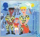 Briefmarken - Großbritannien [GBR] - Millennium