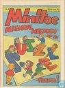 Strips - Minitoe  (tijdschrift) - 1984 nummer  40