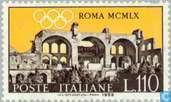 Postzegels - Italië [ITA] - Olympische Spelen