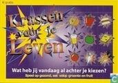 """C000541 - Kankerbestrijding """"Krassen voor je Leven"""""""