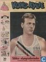 Bandes dessinées - Kong Kylie (tijdschrift) (Deens) - 1950 nummer 22