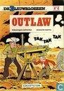 Strips - Blauwbloezen, De - Outlaw