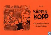 Bandes dessinées - Cappi - Die Bankräuber von Schluckmünde