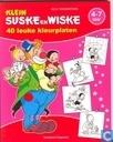 Strips - Junior Suske en Wiske - 40 leuke kleurplaten