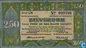 2,5 florins néerlandais 1918