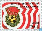 Postage Stamps - Italy [ITA] - World Cup