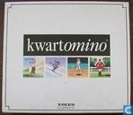 Kwartomino - 3 spellen in 1 met Volvo kaartjes
