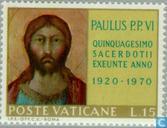 Postage Stamps - Vatican City - Paus Paulus VI