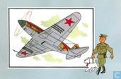 """Bandes dessinées - Kuifjesbon producten - Chromo's """"Vliegtuigen '39-'45"""" 42"""