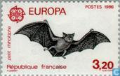 Postage Stamps - France [FRA] - Europe – Nature conservation