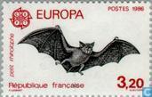 Postzegels - Frankrijk [FRA] - Europa – Natuurbescherming