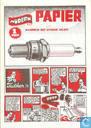 Bandes dessinées - Modern Papier (tijdschrift) - Modern Papier 1