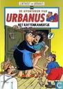 Bandes dessinées - Urbanus [Linthout] - Het rattenkamertje