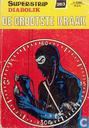 Comic Books - Diabolik - De grootste kraak