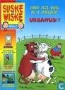 Strips - Suske en Wiske weekblad (tijdschrift) - 1998 nummer  17