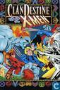 Strips - Clan Destine - Clan Destine versus the X-Men