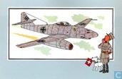 "Comics - Kuifjesbon producten - Chromo's ""Vliegtuigen '39-'45"" 43"