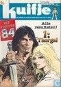 Comic Books - Kuifje (magazine) - het volkje dat kon vliegen