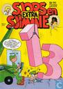 Comic Books - Sjors en Sjimmie Extra (magazine) - Nummer 13