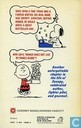 Strips - Peanuts - You're not for real, Snoopy