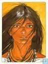 Comics - Buddy Longway - De wilde wind
