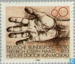 Postzegels - Duitsland, Bondsrepubliek [DEU] - Friedrich Joseph Haass