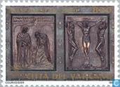 Timbres-poste - Vatican - Année Sainte