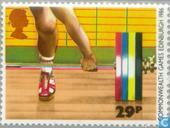 Briefmarken - Großbritannien [GBR] - Commonwealth Games