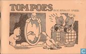 """Comics - Bommel und Tom Pfiffig - Tom Poes en de betoverde spiegel [""""kleine"""" uitvoering]"""
