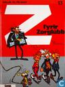 Bandes dessinées - Spirou et Fantasio - Fyrir Zorglúbb