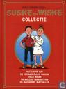 Comic Books - Willy and Wanda - Het grote gat + De verraderlijke Vinson + Volle maan + De mollige marmotten + De macabere Macralles