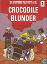 Bandes dessinées - Tony & Co. - Crocodile Blunder