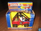 Modelauto's  - Tonka - Tonka Honda Oddysey Go Cart