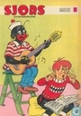 Strips - Sjors van de Rebellenclub (tijdschrift) - 1966 nummer  11
