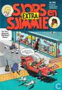 Comic Books - Sjors en Sjimmie Extra (magazine) - Nummer 18