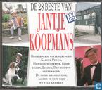 Disques vinyl et CD - Koopmans, Jantje - De 28 beste van Jantje Koopmans