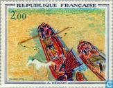 Postage Stamps - France [FRA] - Painting André Derain