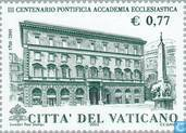 Postage Stamps - Vatican City - Accademia Ecclesiastica