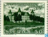 Timbres-poste - Suède [SWE] - 50 d'olive