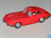 Voitures miniatures - Wiking - Jaguar E-type