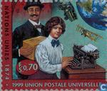 Timbres-poste - Nations unies - Genève - UPU