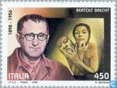 Postage Stamps - Italy [ITA] - Famous writers