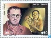 Postzegels - Italië [ITA] - Bekende schrijvers
